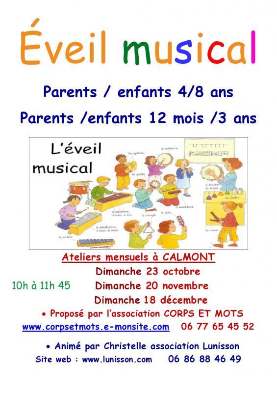 Atelier Eveil musical parents-enfants dimanche 18 décembre Calmont Affiche-ateliers-mensuels-christelle-format-photo
